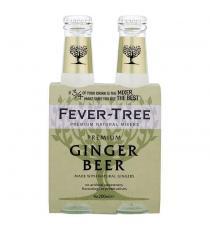 Fever-Tree Ginger Beer, 24 x 200 mL