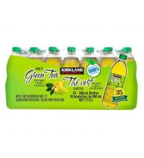 Kirkland Signature Diet Green Tea, 35 × 500 mL