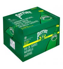 Perrier Carbonated Natural Spring Water, 12 × 750 mL