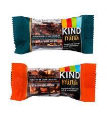 KIND Mini Bars Variety Pack, 32 × 20 g