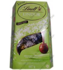 Lindt Lindor 5 saveurs 605 g