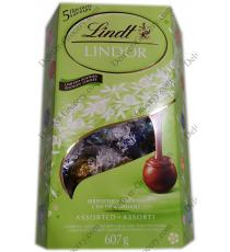 Lindt Lindor 5 flavours 607 g