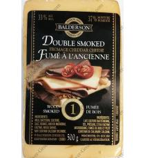 Balderson Double Smoked Cheddar Cheese 500 g