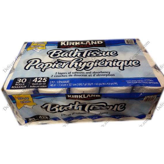 Kirkland Signature Bath Tissue 30 rolls
