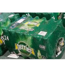 Perrier Carbonated Natural Spring Water 24 x 500 ml