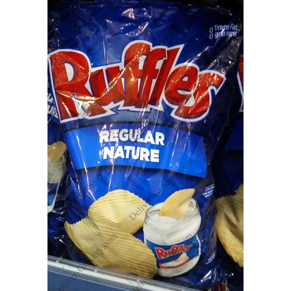 Frito Lay Ruffles Regular 585 g