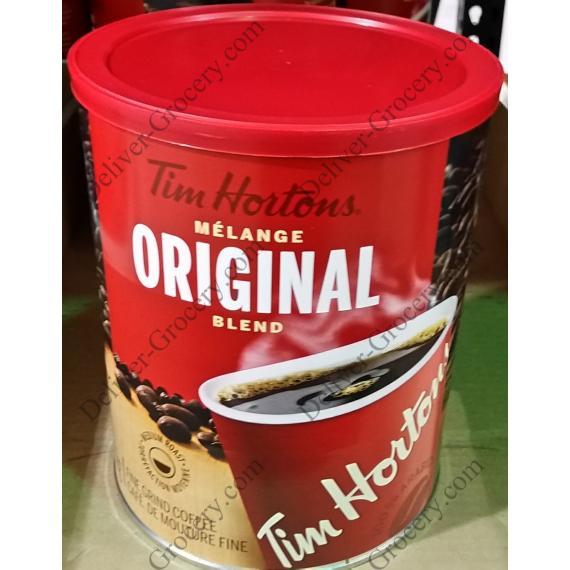 Tim Hortons Original Blend Coffee 1.36 kg