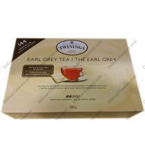 Twinings - Paquet de 144 sachets de thé Earl Grey 288 g