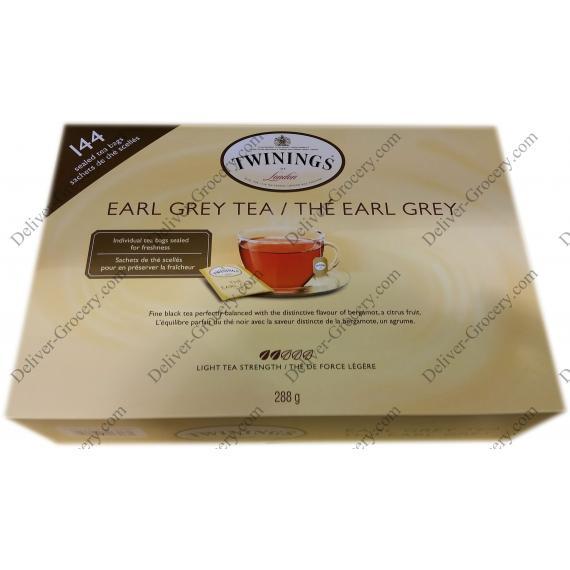 Twinings Earl Grey Thé Noir 288 g