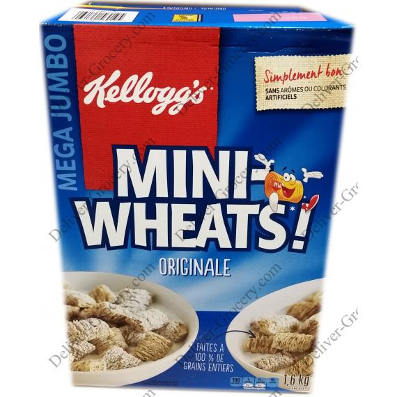 Kelloggs Mini Wheats 1.6 kg