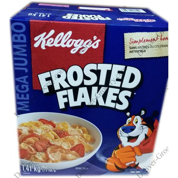 Kelloggs Frosted Flakes 1.41 kg