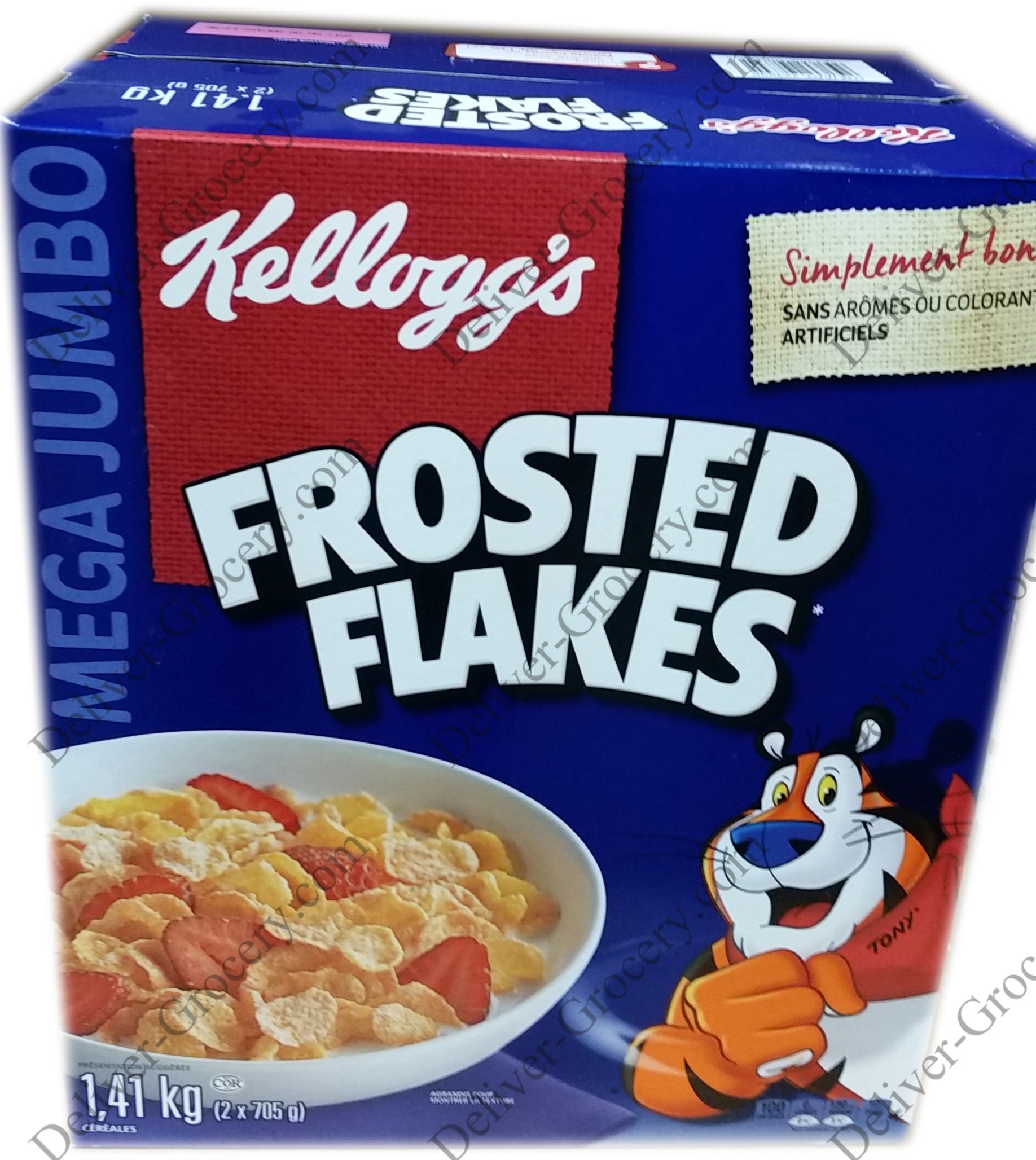 Kelloggs Frosted Flakes 141 Kg Deliver Grocery Online Corn Deal