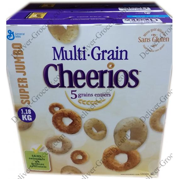 General Mills Multi Grain Cheerios 1.18 kg