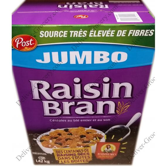 Post Raisin Bran 1.42 kg