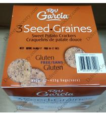 RW Garcia Patate Douce Craquelins 850 g ( 2 x 425 g )