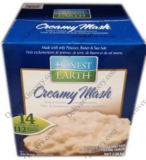 Honest Earth Creamy Mash Instant Creamy Mashed Potatos 14 x 181 g