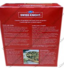 Swiss Knight Swiss Cheese Fondue 1 kg